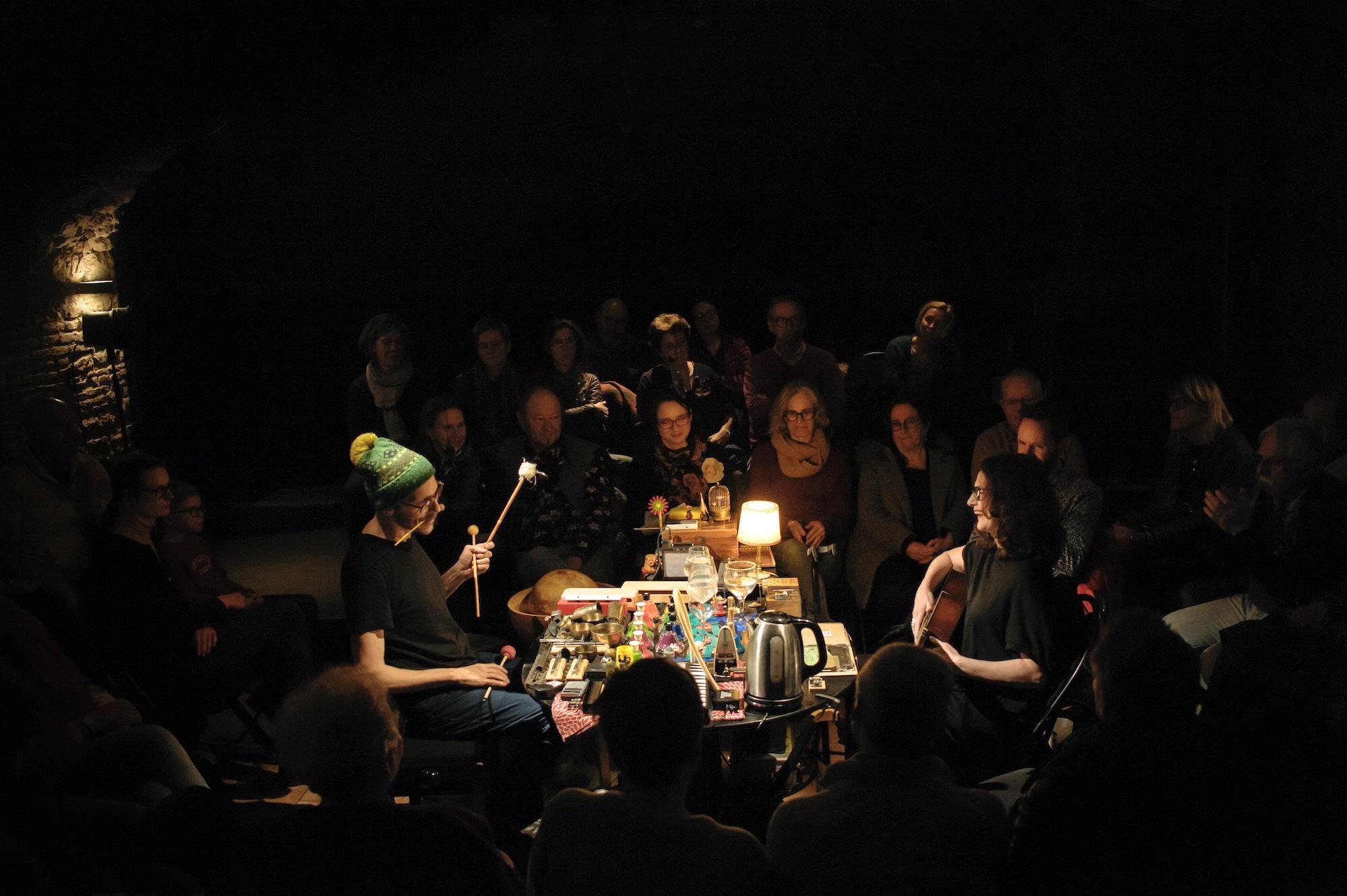 Concert à table