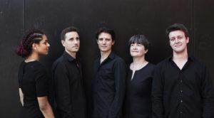 Portrait des musiciens des Percussions Claviers de Lyon