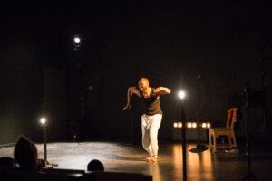 Bouba Landrille Tchouda danse du hip-hop